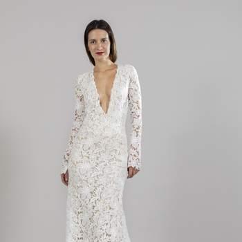 Photo : Printemps Mariage - Naeem Khan, robe Manila 7.460€
