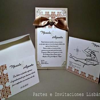 Foto: Partes e Invitaciones Lisban