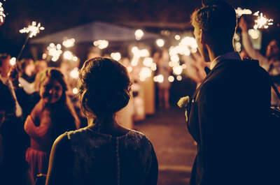 ¿Cuánto dinero se debe destinar a la recepción de una boda? ¡Conoce la opinión de los expertos!