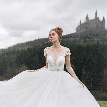Cinderella by Allure Bridals | Credits: Disney