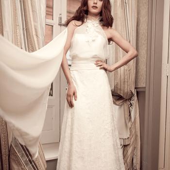 Robe de mariée Elsa Gary 2013, modèle Lou. Photo: Elsa Gary