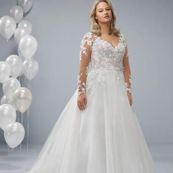 Vestido modelo Odry da White One Plus
