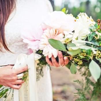 Créditos: My Wedding Flowers