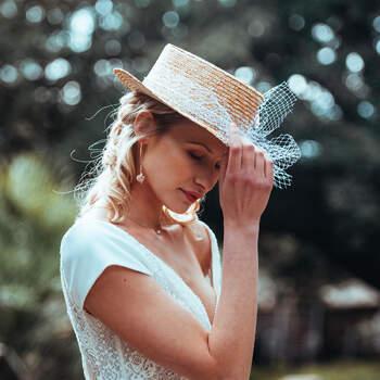 Photo : Guillaume Gilles - Elsa Gary, robe de mariée Renaissance