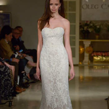 Créditos: OlegCassini | New York Bridal Week