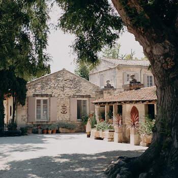 Photo : Mas des Comtes de Provence
