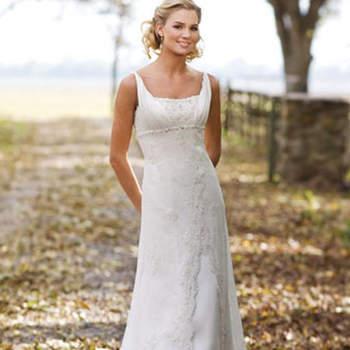 Robe de mariée en dentelle Source : robedumariage.org