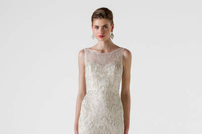 Anne Barge se inspira en las celebridades de Hollywood para su hermosa colección nupcial 2015: Efecto WOW