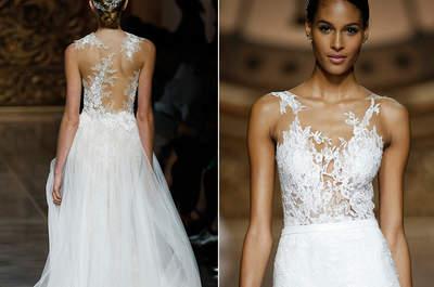Vestidos de noiva 2016: 8 tendências que prometem arrasar!