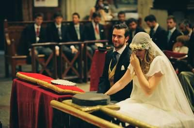 Las 10 preguntas que nos hacemos ante una boda por la Iglesia
