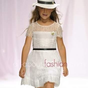 Miss Blumarine by Anna Molinari dedica ai bambini una collezione fresca e frizzante. Foto: All about fashion