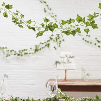 Hiedra decorativa- Compra en The Wedding Shop