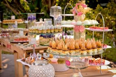 Pastelerías para ponqué de boda y mesas dulces en Cali: ¡Las mejores para tu día soñado!