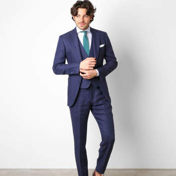 Palermo Suit Blue. Credits: Scaplers