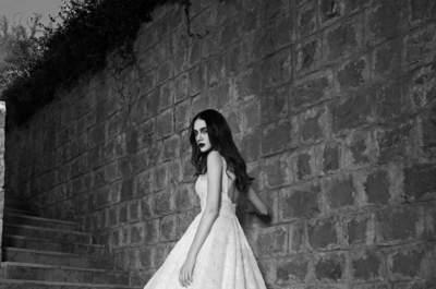 Zuhair Murad 2016: Vestidos de novia con faldas fantásticas... ¡Un deleite!