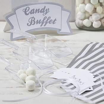 """Kit Pour Buffet De Dragées """"Candy Buffet"""" - Achetez sur The Wedding Shop !"""