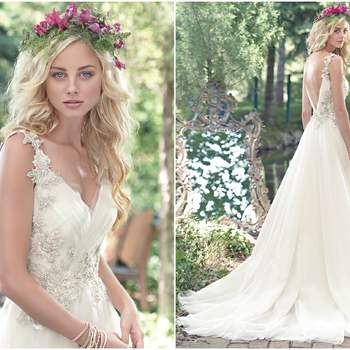 """<a href=""""http://www.maggiesottero.com/maggie-sottero/shelby/9534"""" target=""""_blank"""">Maggie Sottero Spring 2016</a>"""