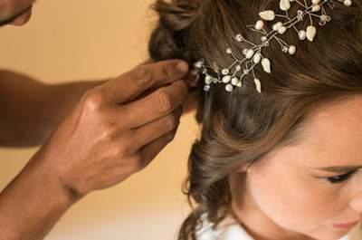 Estilistas para novias en Bogotá: Los mejores para verte radiante el día de tu boda