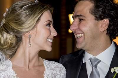 Casamento clássico na fazenda de Fabiana & Jorge: luxo e tradição!