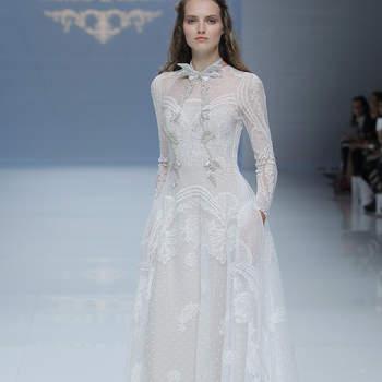 Créditos: Marco &; Maria | Barcelona Bridal Fashion Week