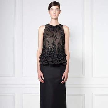 Te mostramos estos hermosos vestidos que nos presenta Carolina Herrera. Fotos de la página oficial de Carolina Herrera en Facebook