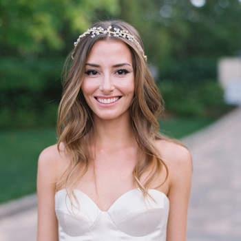Cabelo de noiva solto   Credits: Lane Dittoe Photography