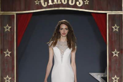 Robes de mariée pour les petites : découvrez des modèles parfaits pour votre silhouette !