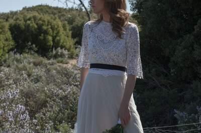 5 diseñadores emergentes de vestidos de novia que tienes que conocer