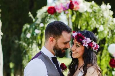 Amor y alma: un matrimonio a todo color que te enamorará