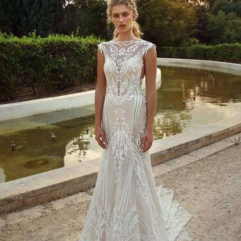 Vestido G-202 | GALA Collection No. 7. Credits: Galia Lahav