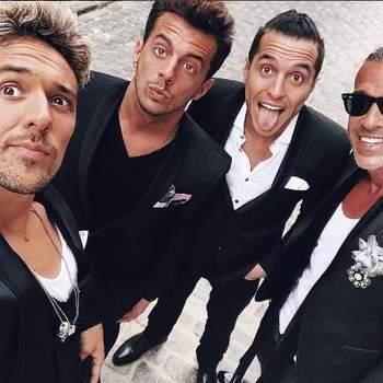 Foto via Instagram D.A.M.A. | Vestidos por Gio Rodrigues