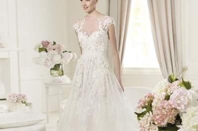 Vestidos de novia 2013 Pronovias colección Elie Saab