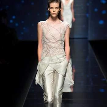 Toda convidada quer estar linda no casamento, especialmente no de pessoas tão queridas. Para isto, os looks Alberta Ferretti S/S são ótimas opções! Inspire-se nos mais diversos modelos da coleção 2013.