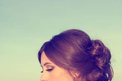 Moderne Brautfrisuren - Top 20