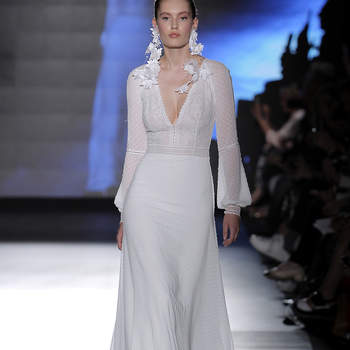 Rosa Clará. Credits_ Barcelona Bridal Fashion Week(2)