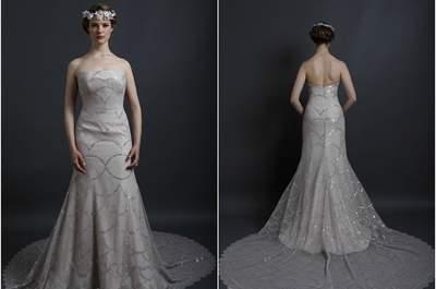 Sareh Nouri 2016 Spring Bridal Collection: A Gothic Romance