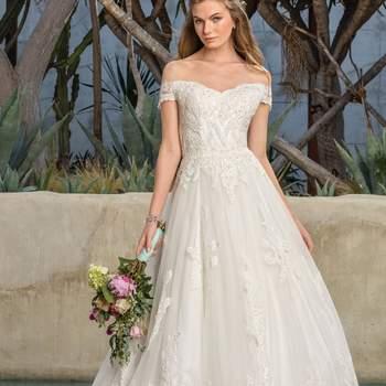 Style 2290 Harlow, Casablanca Bridal.