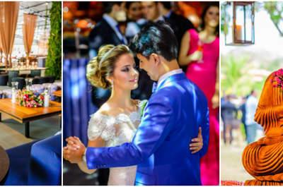 Casamento no campo de Tauana & Renan: uma paixão adolescente que se transformou em um lindo conto de fadas!