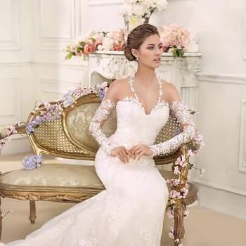 Créditos: The Bridal Shop Novias