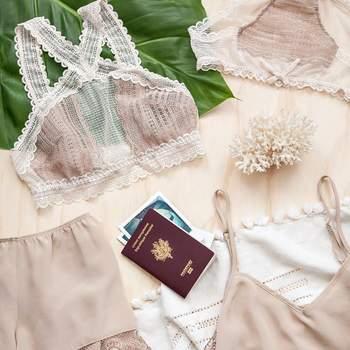 Нижнее белье для невест: неповторимые комплекты!