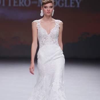 Maggie Sottero. Barcelona Bridal Fashion Week.