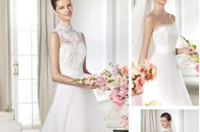 15 najpiękniejszych sukien ślubnych z kolekcji White One 2014