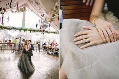 An incredible boho chic wedding in Texas