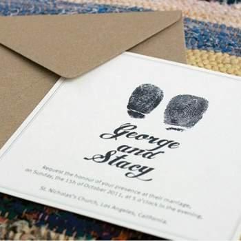 Faire-part de mariage personnalisable Boutique sthblue sur Etsy.com