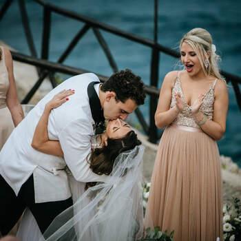 Wedding planner/creator: Barbara Colombo, Sinfonia Wedding | Photographer: Alessandro D'Elia