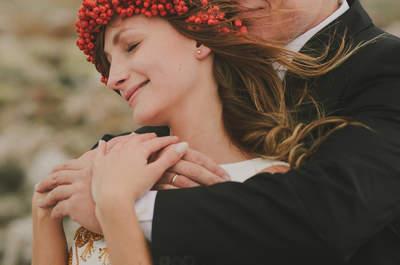 Piękna sesja ślubna w polskich górach!