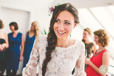 7 Dinge, die jede Braut an ihrem Hochzeitstag braucht