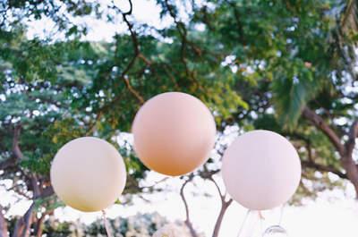 Decoratie met ballonnen: de meest verrassende ideeën!
