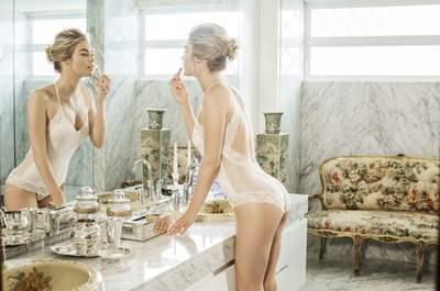 ¿Cómo elegir correctamente la lencería de la noche de bodas? ¡Te damos 5 prácticas recomendaciones!