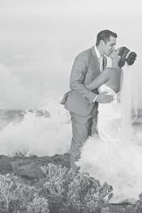 Moonlight and Sea: Wedding in the Caribbean